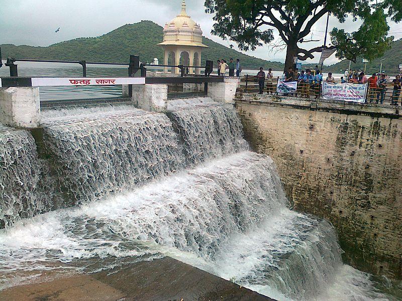 fatesagar-lake-dam