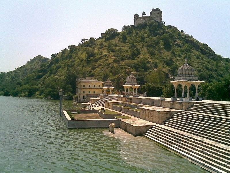 discover udaipur jaisamand lake