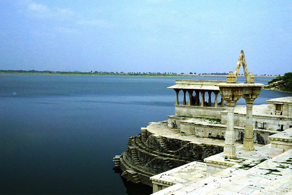 Rajsamand Lake