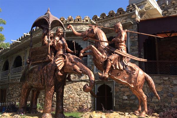 haldighati mueseum Discover Udaipur