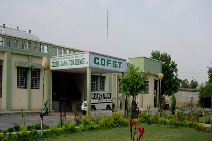 College of Dairy and Food Science Technology (CDFST), Udaipur