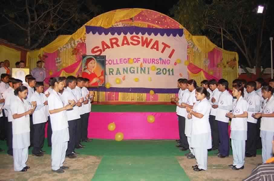 Saraswati College of Nursing, Udaipur