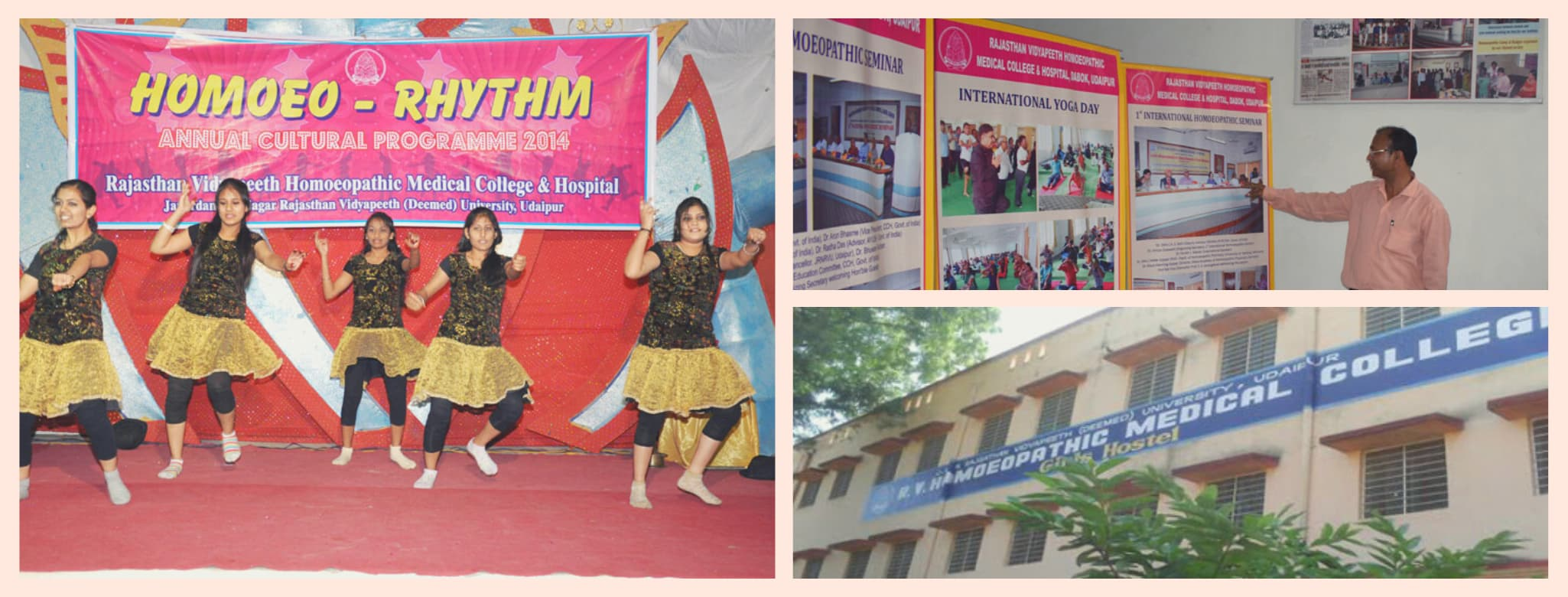 Rajasthan Vidyapeeth Homoeopathic Medical College & Hospital, Udaipur