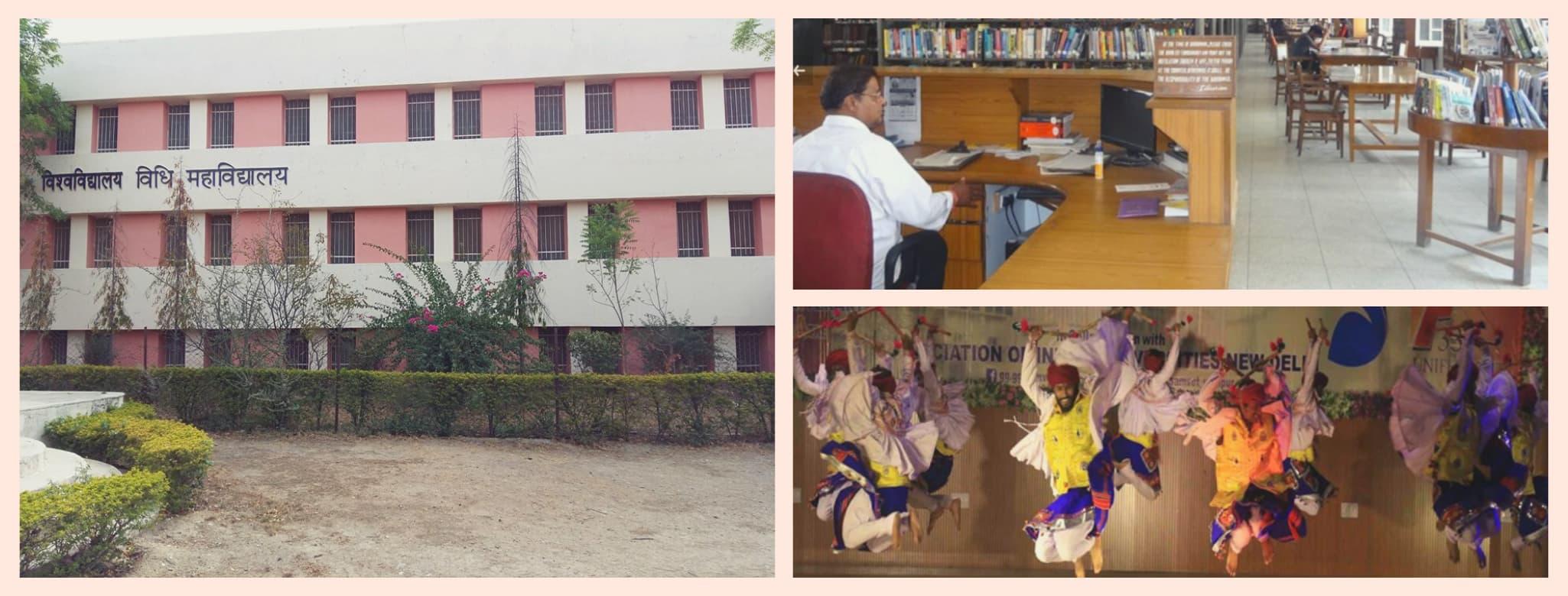 University College of Law, MLSU Udaipur