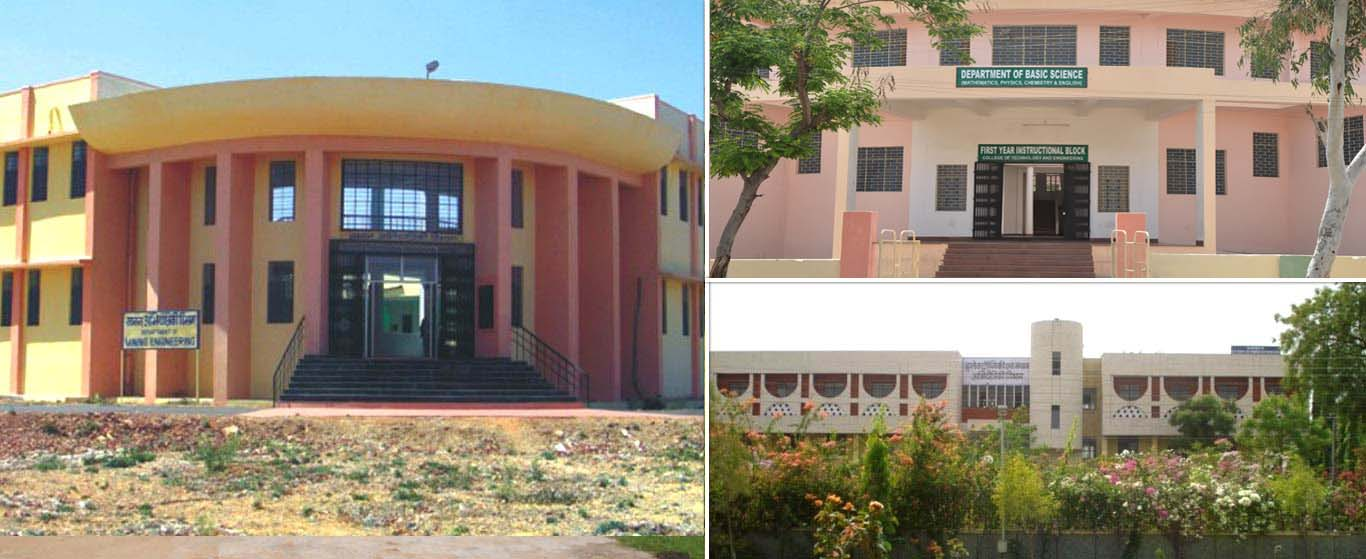 College of Technology and Engineering, CTAE Udaipur