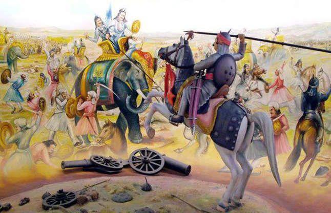 Battle of Haldighati - A Milestone in the History of Mewar